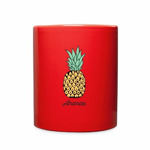 Pineapple - Full Color Mug