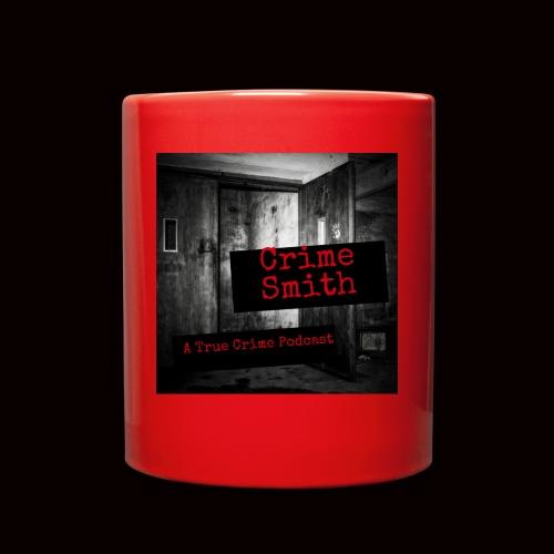 Crime Smith: A True Crime Podcast - Full Color Mug
