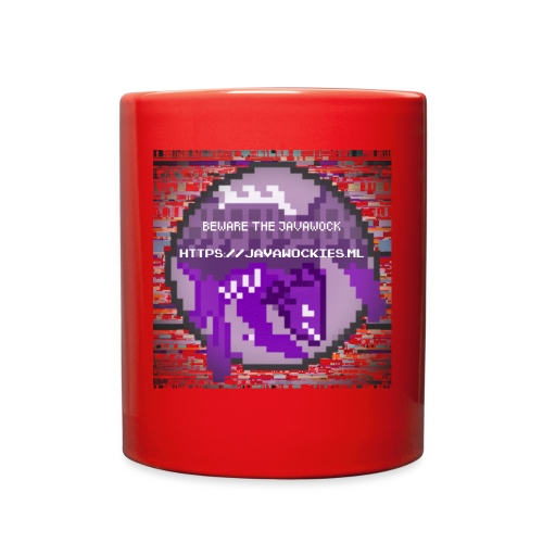 Beware the JavaWock - Full Color Mug