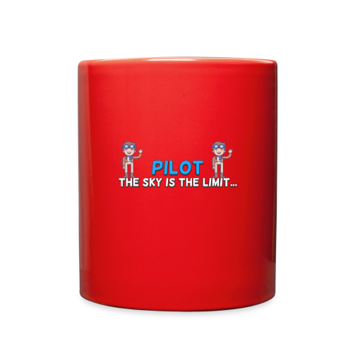 Pilot - Full Color Mug