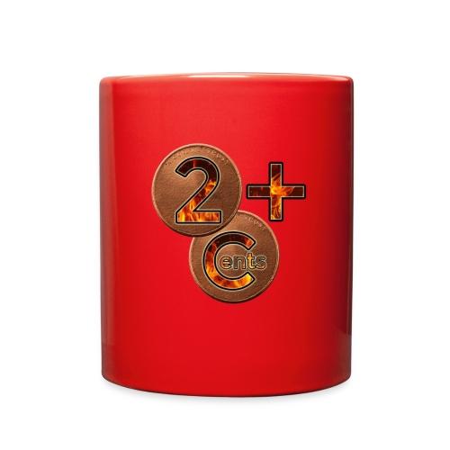 2cents plus logo1 - Full Color Mug