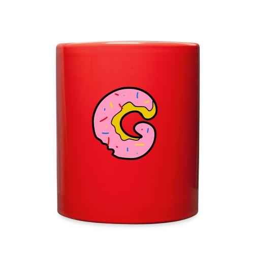 Donut G - Full Color Mug
