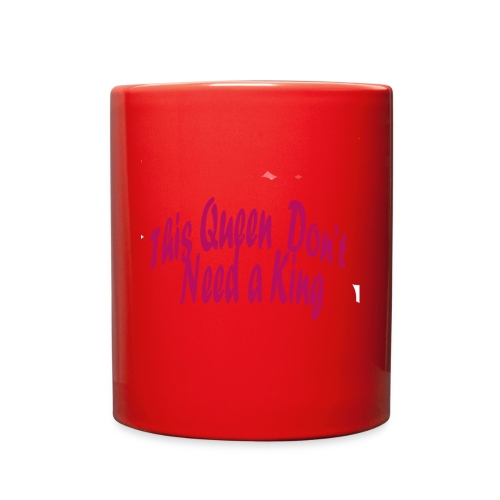 Woman Power - Full Color Mug