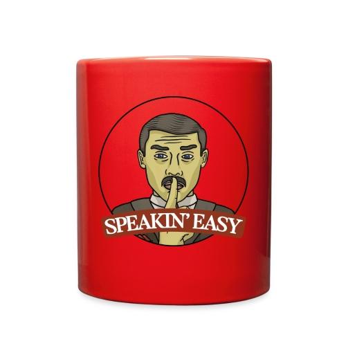Speakin Easy Show Logo - Full Color Mug