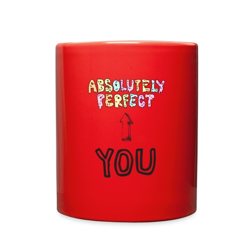 Absolutely Perfect! - Full Color Mug