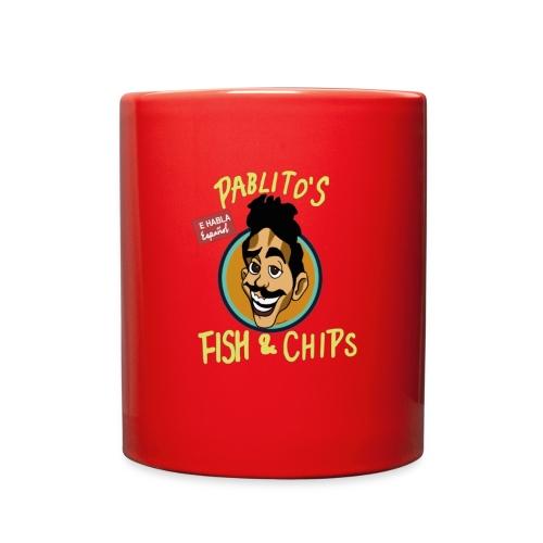 Pablitos fish and chips - Full Color Mug