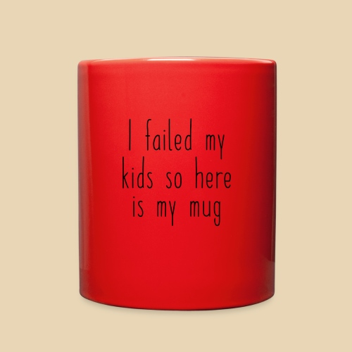 Good Parent Gift - Full Color Mug