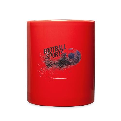 Soccer Style - Full Color Mug