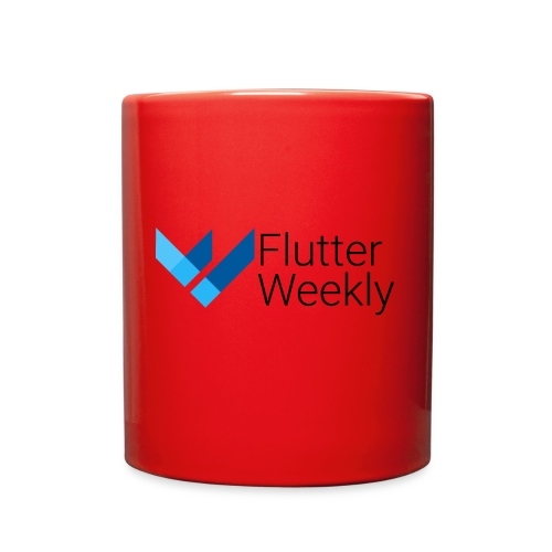 Flutter Weekly - Full Color Mug