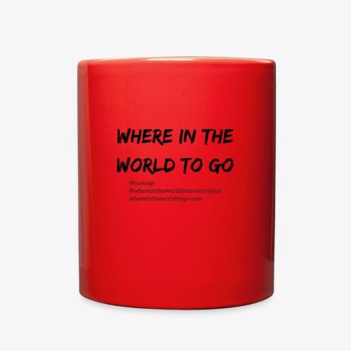 @ourhandles - Full Color Mug