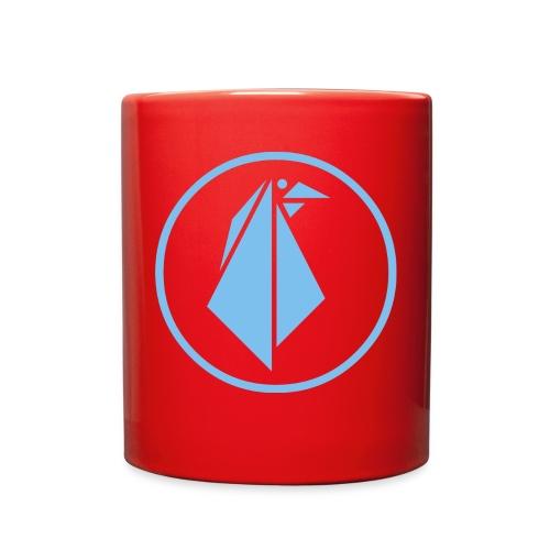 EMPEROR PENGUINS Blue Penguin Logo - Full Color Mug