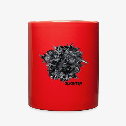 Glitched Orb - Full Color Mug