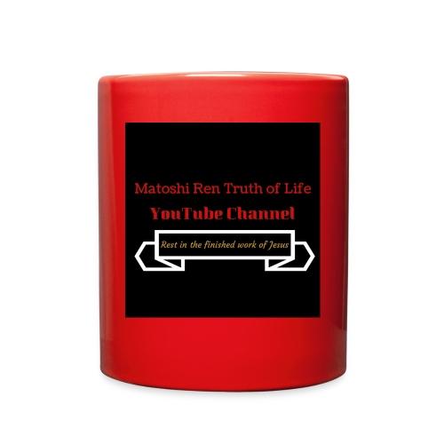 Matoshi Ren - Full Color Mug