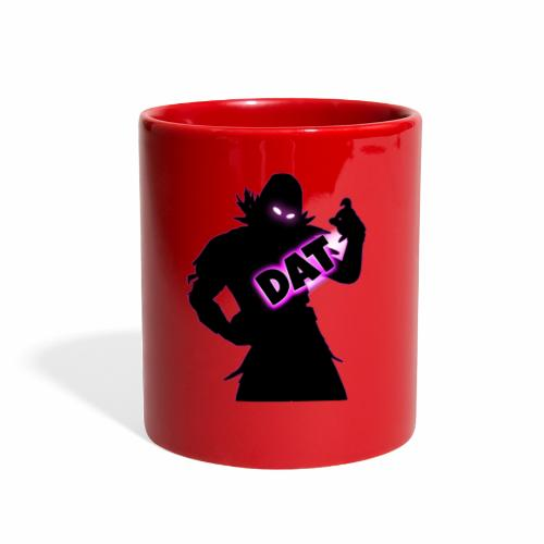 DAT Raven V2 png - Full Color Mug