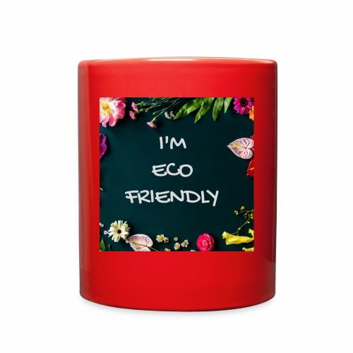 I'm EcoFriendly - Full Color Mug