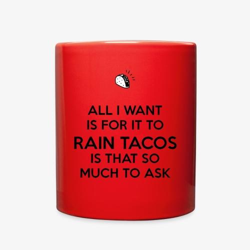 Make It Rain - Full Color Mug