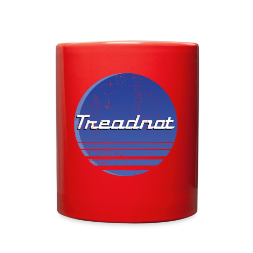 Treadnot Vintage - Full Color Mug