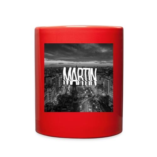 Martin - Full Color Mug
