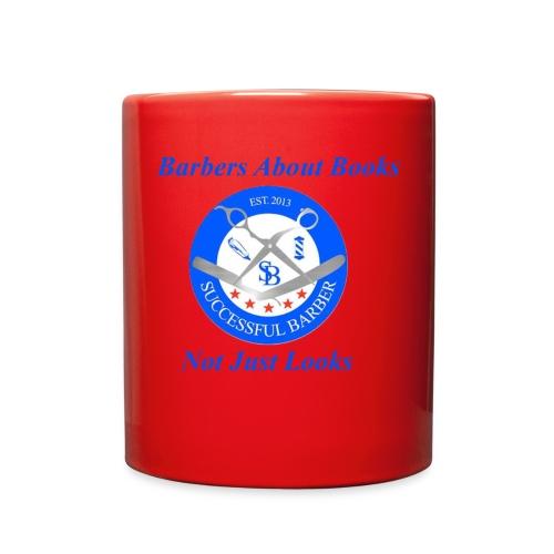 BarberShop Books - Full Color Mug