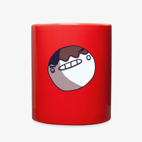 I'm dying inside face - Full Color Mug