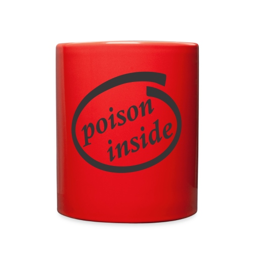 Black Poison insinde - Full Color Mug