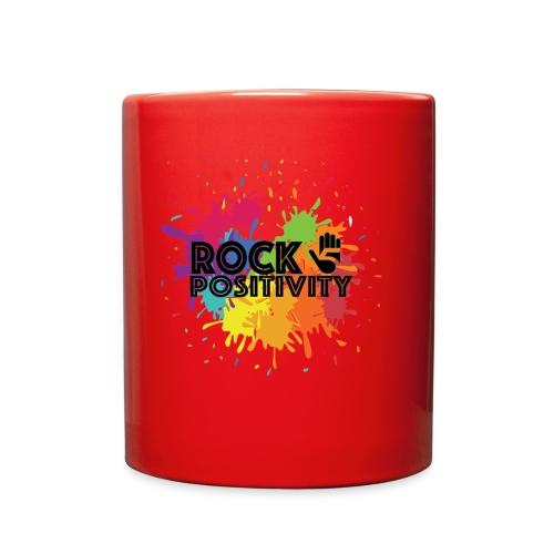 Rock Positivity - Full Color Mug