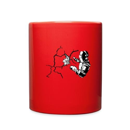 welding crack - Full Color Mug