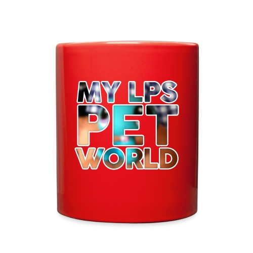 Water Bottle - MyLPSpetworld Icon - Full Color Mug