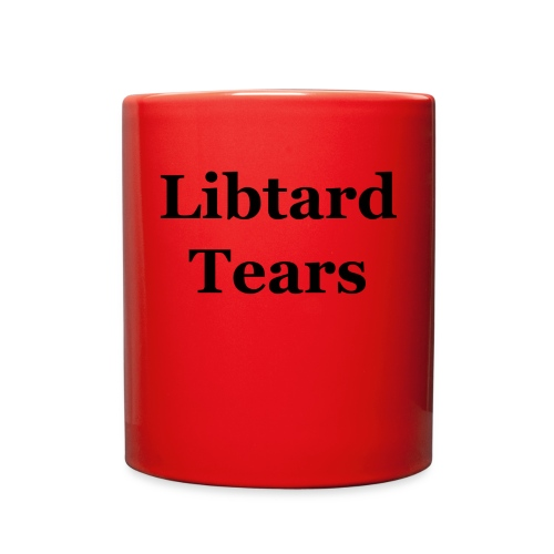 LibtardTears - Full Color Mug