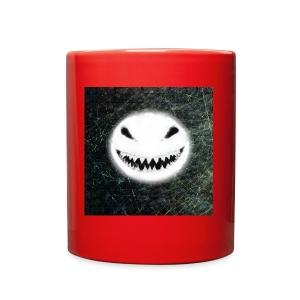 Angry Snowman - Full Color Mug