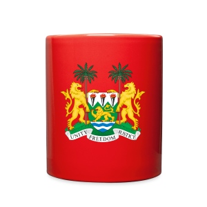 Coat of Arms SL - Full Color Mug
