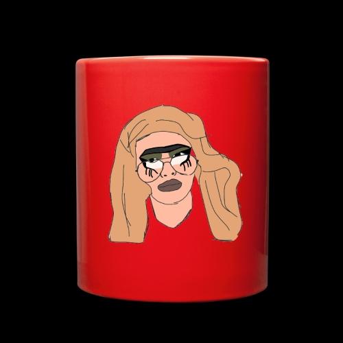 Clammy Tammy SEXY unibrow - Full Color Mug
