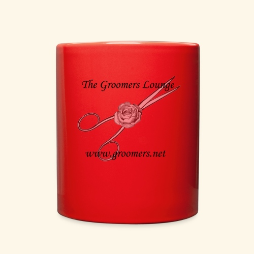 The Groomers Lounge - Full Color Mug