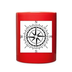 Compass - Full Color Mug
