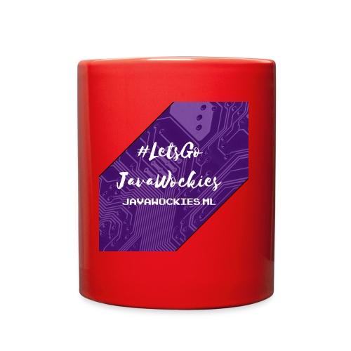 #LetsGoJavaWockies - Full Color Mug