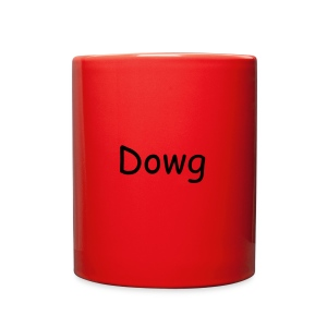 Basic Dowg - Full Color Mug