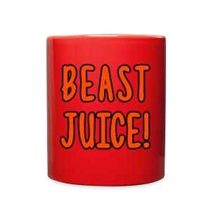 BEAST JUICE! - Full Color Mug
