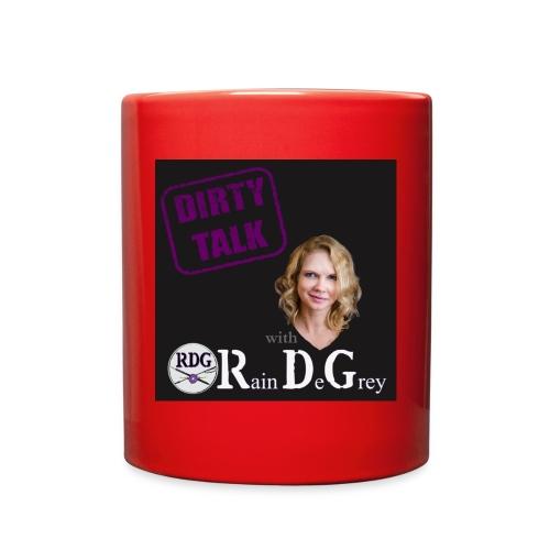 Dirty Talk with Rain DeGrey Accessories - Full Color Mug