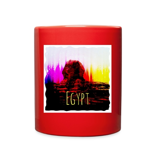 Sphinx Wavy - Full Color Mug