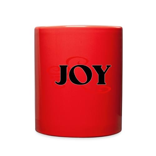 INTENTIONALLY INFUSED JOY - Full Color Mug