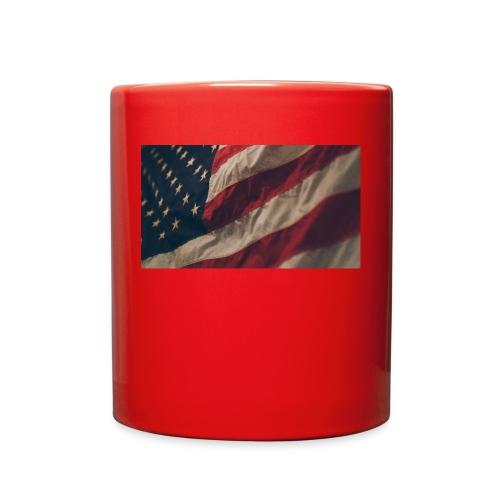 United States Flag - Full Color Mug