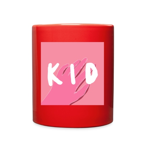 kid cover illustration - Full Color Mug