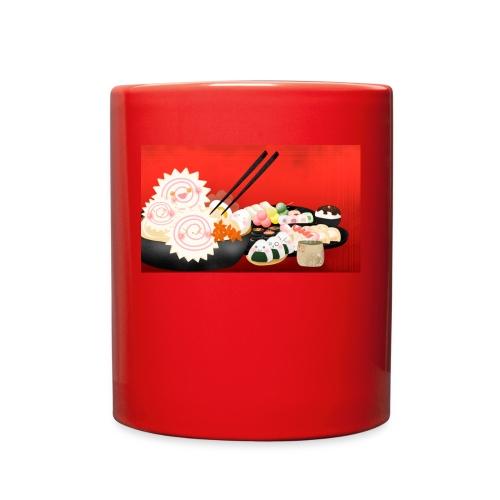 Ramen and Friends - Full Color Mug
