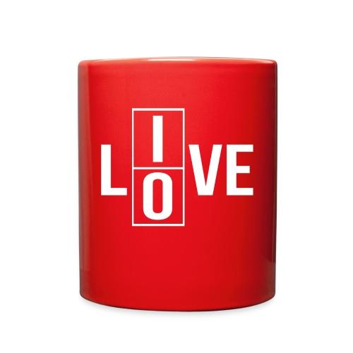 live love 2 - Full Color Mug