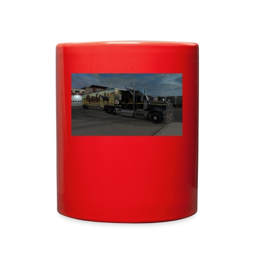 IN HONOR OF BURT REYNOLDS - Full Color Mug