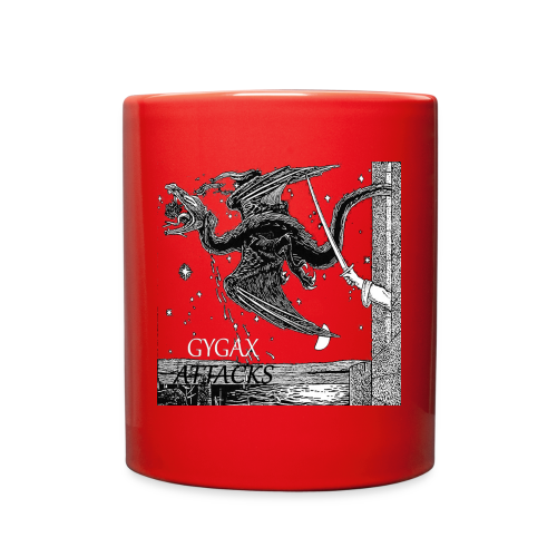 Gygax Attacks EP - Full Color Mug