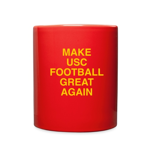 Make USC Football Great Again - Full Color Mug