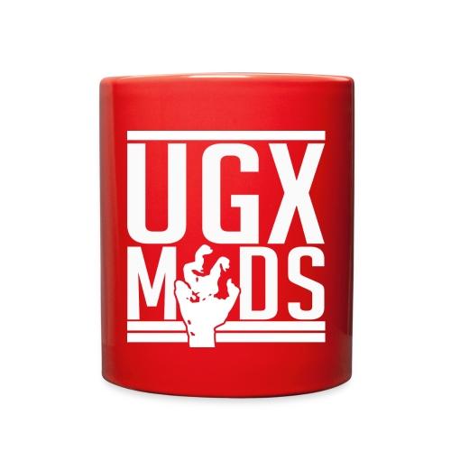 UGX Mods YouTube Logo NO BG png - Full Color Mug