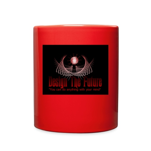 designthefuture - Full Color Mug