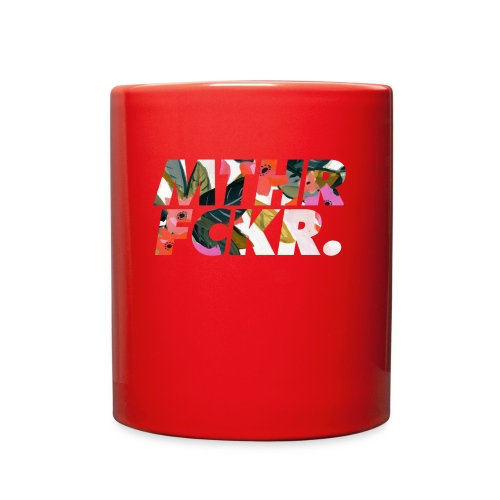 MTHRFCKR - Full Color Mug